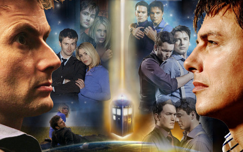 Torchwood/Doctor Who :)