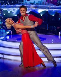 John Barrowman on Strictly Come Dancing♥