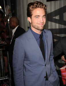 my BBIB(British Baby In Blue) at the Cosmopolis premiere<3