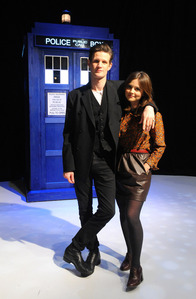 Matt & Jenna-Louise. She's very smaller than him