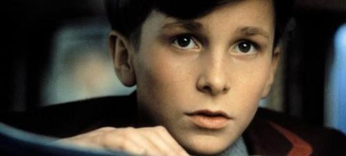 christian bale in 'empire of the sun'. he was such the cutie:) <3<3<333
