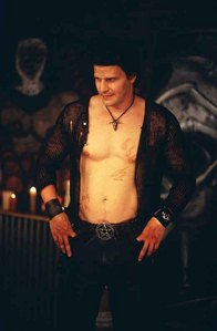 David Boreanaz in The Crow:Wicked Prayer