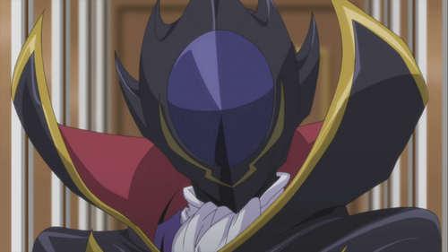 Lelouch!! or Zero