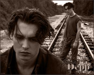 This is my paborito Johnny Depp wallpaper.