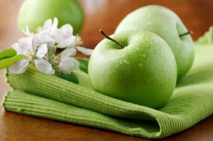 Green apples~