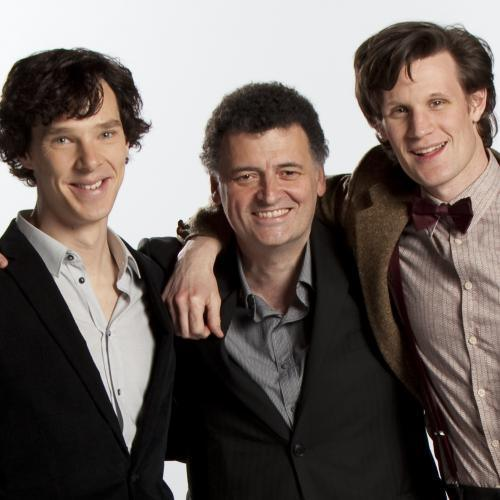 The Doctor and Sherlock Holmes
