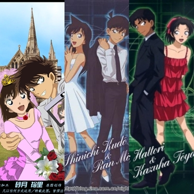 This 3 couple but I like ShinRan the most<333333