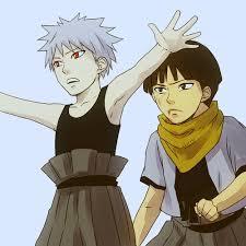 Hashirama & Tobirama - নারুত shippuden (1st & 2nd hokage) (DEADLY BROTHERS)