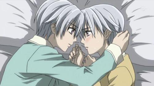 Zero&Ichiru kiryu