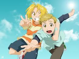 Ed and Al~ they're so cute~ >w<