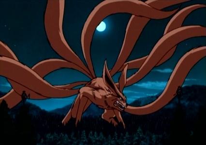 Kurama (kyuubi) - নারুত the monster শিয়াল (NINE TAILS)