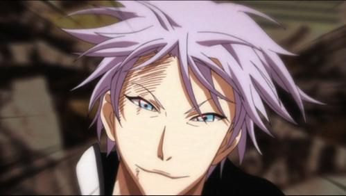 gin, gini ichimaru (bleach) have a dashing blue eyes