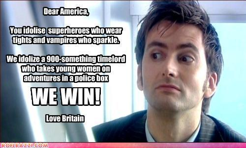 Dr. Who ;)