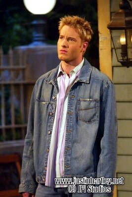 """my hottie wearing all denim (from """"Passions"""") <333"""