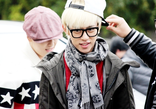 my fave Daehyun picture ♥