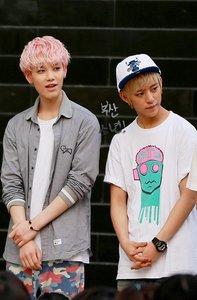 Daelo (Daehyun & Zelo oppa ♥ )