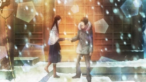 [b]Kazehaya and Sawako. <33 [/b]
