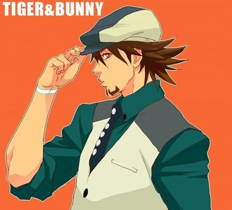 Tiger and Bunny. ^^