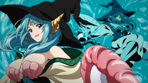 How crazy do wewe think it is for a woman like Yamuraiha to wear shells instead of a shirt.