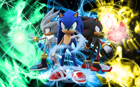 If I was a hedghog, I'd have a crush on sonic and tails XD but then again, all of the hedghog characters r pretty cute
