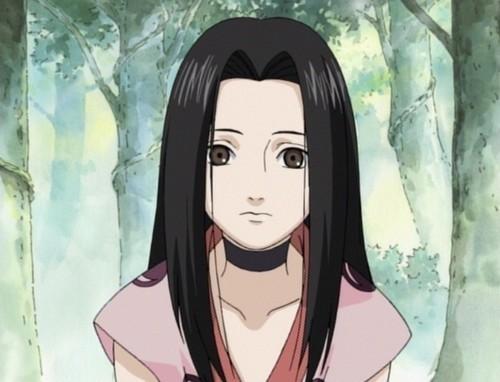 Haku from Naruto.