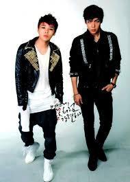 G dragon und T.O.P from Big Bang <3<3<3<3