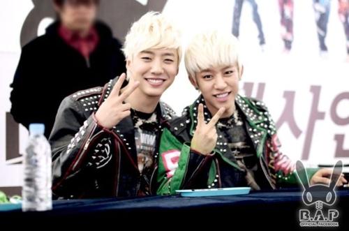 Fav band:B.A.P Fav members:Daehyun and Yongguk ( BangDae)