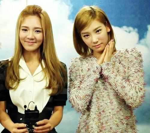 Fave Band : Girls Generation Fave Members : Hyoyeon & Taeyeon (HyoTae)  -Kanomroo