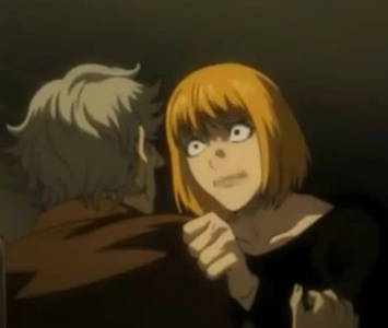 Mello from Death Note XD