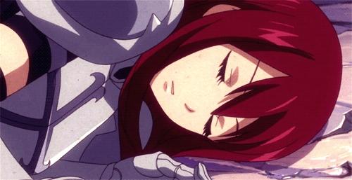 Er-chan sleeping so cute =3