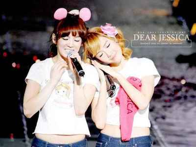 Fave Band: SNSD  Fave Members: Jessica and Hyoyeon