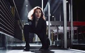 Duh! I LUV Black Widow! She is the BEST character to inspire a young girl/woman that girls can kick some butt!!!