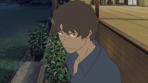 Wabisuke!!! natsuki's uncle (^_^) from Summer wars <333333333