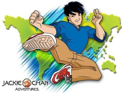 jackie chan - jackie chan adventures (anime) he is the uncle of jade this is one of my fav アニメ