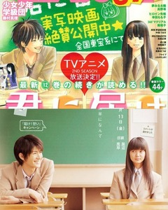 Kimi ni Todoke has a Live Action Movie! :)