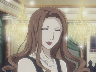 Mine Nakahara is the aunt of Sunako Nakahara from Yamato Nadeshiko Shichi Henge (The Wallflower).