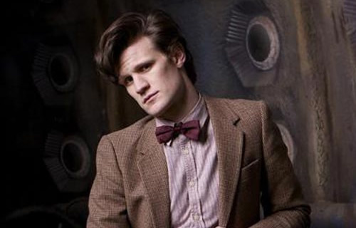 The Doctor and his tweed jacket, and the bow tie, of course.
