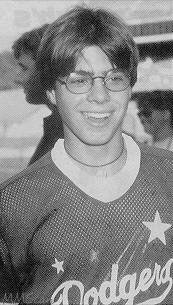 My Matt wearing glasses. <333