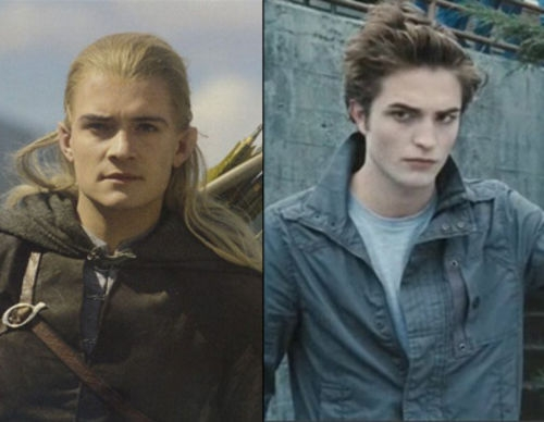These are 2 of my fave actors,Robert Pattinson(on the R,and Orlando Bloom,on the L).I would l'amour to see the 2 sexiest Brits ever in a movie together,that would be HEAVEN<3