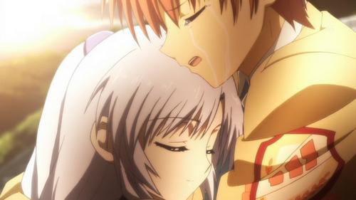 My AB! OTP is Yuzuru and Kanade! <333