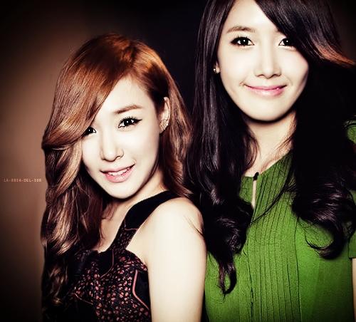 [i][b]Band:[/b]Girls' Generation [b]Members:[/b]Tiffany and Yoona{YoonFany}[/i]