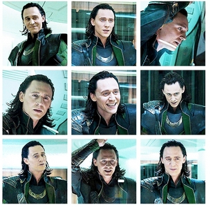no i am the goddess of mischief and thas is my husband loki the god of mischief