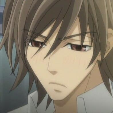 I think I'd be a tsundere... *twitch* Mehr specifically, THIS tsundere: Hiroki Kamijou from Junjou Romantica...