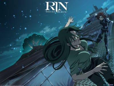 Rin; Daughters of Mnemosyne.