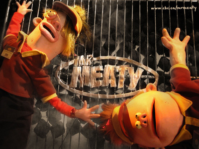 i dont know, i watched a lot of cartoons... but i know for a fact that my least yêu thích was fucking mr meaty. it scarred me for life Jesus christ!