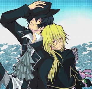 I think Gilbert and Vincent are attractive x3 Especially Gilbert (left) <3