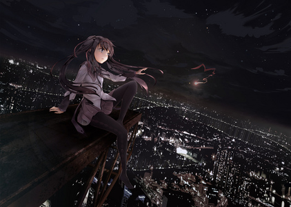 This one of Homura. It's so beautiful!