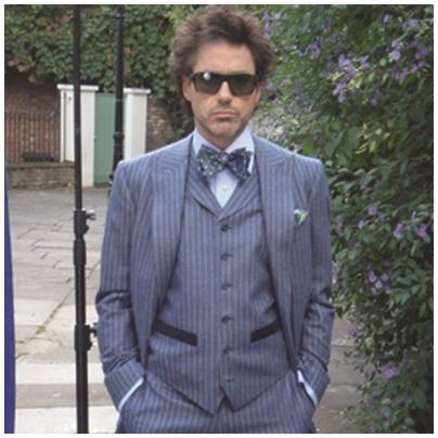 haha प्यार that suit