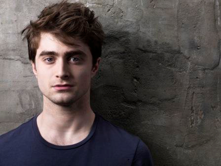 This is my background on my computer. Daniel Radcliffe.