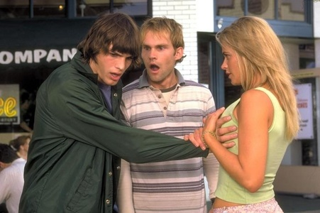 Ashton Kutcher in Dude,where's my car?